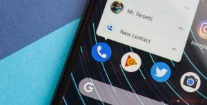 Favourites tab in Google Phone app gets a new, rounder look