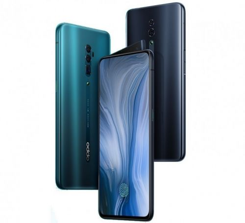 OPPO Reno announced with Snapdragon 855 and 10x hybrid zoom