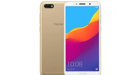 Honor 7S with 3,020mAh battery launched in Pakistan