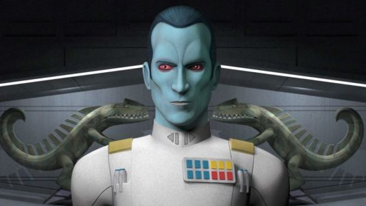 Could Grand Admiral Thrawn Be Coming To a New STAR WARS Movie? Watch This Audition Video