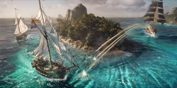Pirate Game Skull And Bones Is Getting Delayed