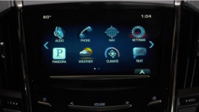 Why Does Every Car Infotainment System Look So Crappy?