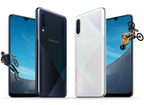 Galaxy A50s and A30s with triple cameras, flashier designs launch in India