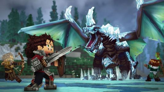 Hypixel And Riot Games Introduce Minecraft-Like Hytale