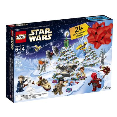 Snatch this year's Lego Star Wars Advent Calendar at a discount