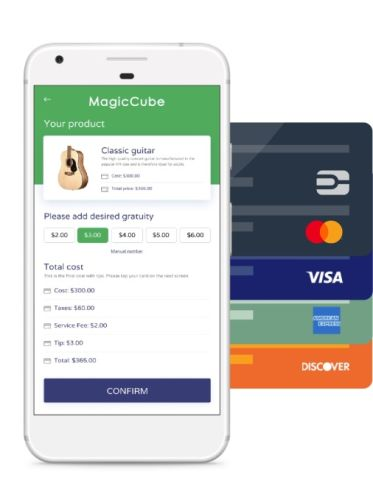 What chip shortage? MagicCube raises $15M to 'replace all chips,' starting with POS terminals