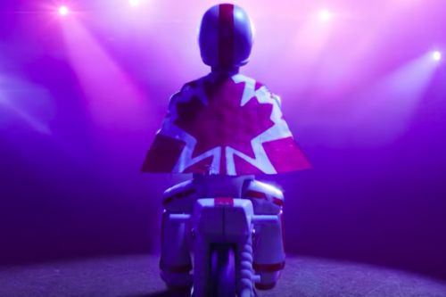 New Toy Story 4 trailer introduces Keanu Reeves' Canadian hero, Duke Caboom