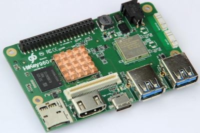 Huawei, Google supercharge Android with new Raspberry Pi-like board