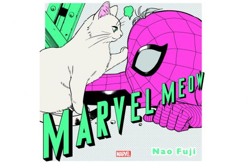 Marvel is releasing a manga starring a cat - oh yeah, and a Deadpool one