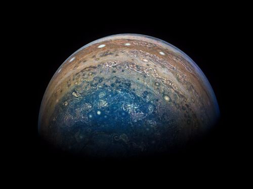 This detailed map of Jupiter might be the most complete picture of the planet we've ever seen