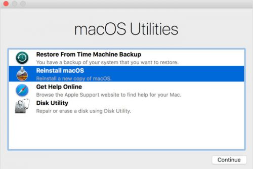 Stuck in macOS Recovery with a language you don't speak? Here's what you can do to fix this