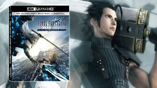 'Final Fantasy VII: Advent Children' Remastered for 4K Release