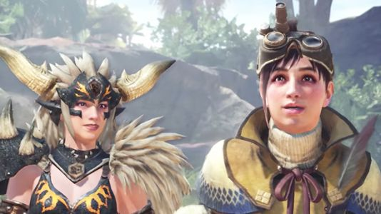 Monster Hunter World Character Editor Voucher Now Available