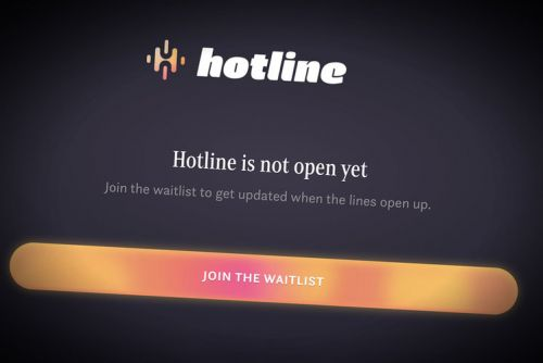 Is this Facebook's Clubhouse clone? Hotline Q&A app launches in beta