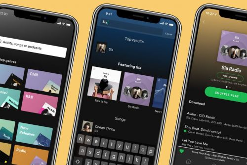 Spotify Premium gets personalized artist radio stations and better search