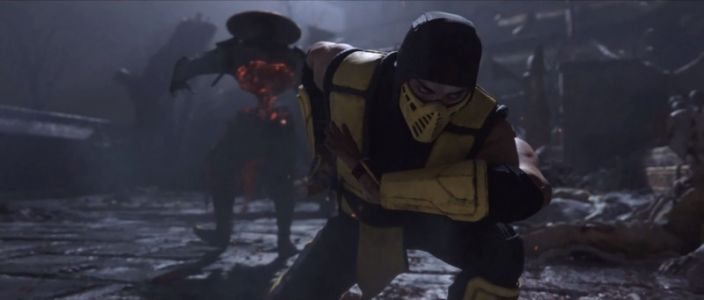 Mortal Kombat 11 Announced, Gets April Release Date