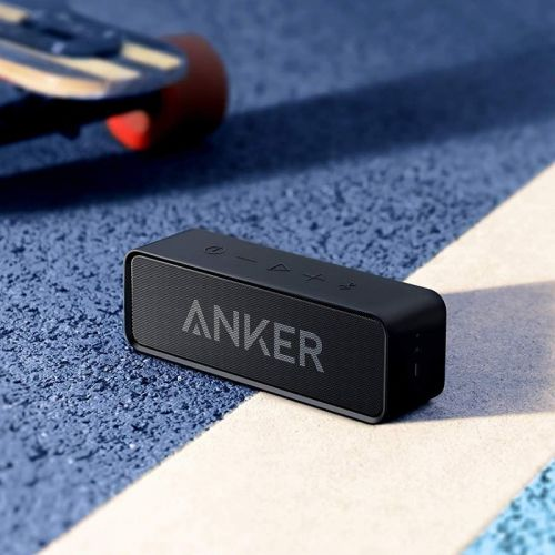 Get 24 hours of playback with the Anker SoundCore speaker and save $10