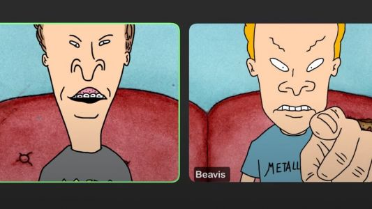 A BEAVIS AND BUTT-HEAD Movie Sequel is Coming to Paramount+