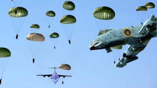 SEC ruling suggests cryptocurrency airdrops violate securities law