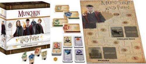 Munchkin Harry Potter Deluxe Now Available
