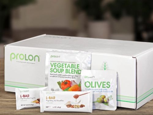 A trendy diet is designed to slow aging by mimicking fasting - and followers buy these $250 meal kits for their fasts