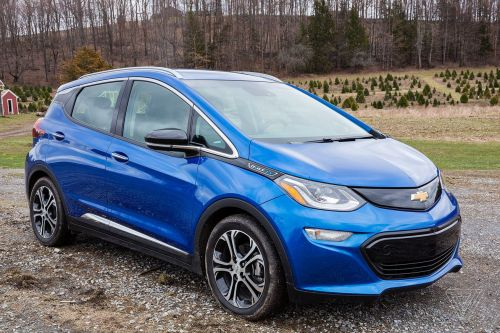 Chevy Bolts recalled again for fire risk, as GM admits battery defects
