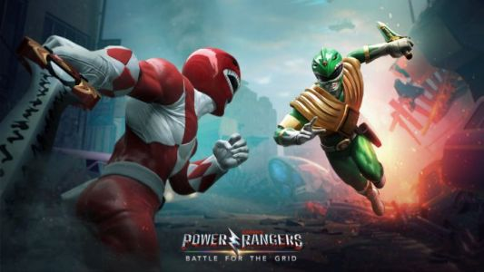There's a cross-platform Power Rangers fighting game coming