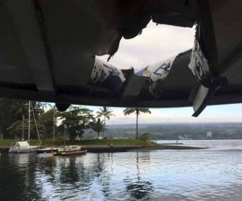 23 injured after Hawaii lava-viewing boat encounters lava