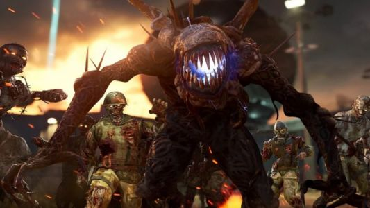 Call Of Duty: Black Ops Cold War Firebase Z Zombies Map Revealed