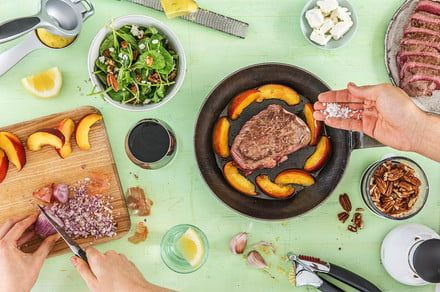 HelloFresh and Green Chef join forces, bringing organic goods to easy cooking