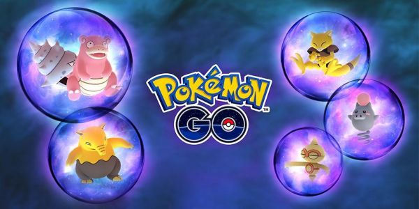 Pokemon Go Psychic Event And New Shiny Pokemon Now Available