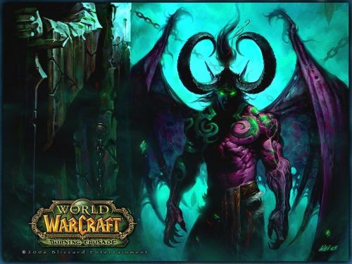 Blizzard may revive World of Warcraft The Burning Crusade if enough want it