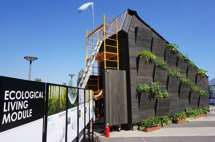 The UN and Yale unite to build a 'smart' tiny house for the future