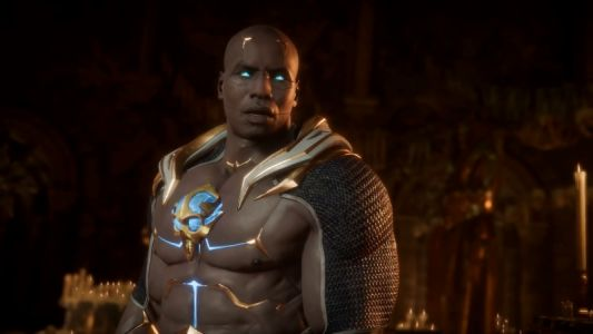 New Character Geras Revealed For Mortal Kombat 11