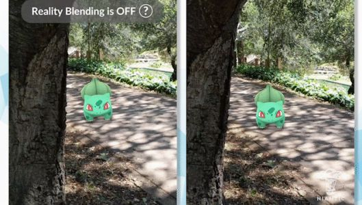Pokemon Go's New Reality Blending Feature Will Make AR Much More Natural