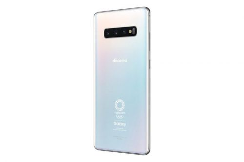 Samsung announces Galaxy S10+ Olympic Game Edition