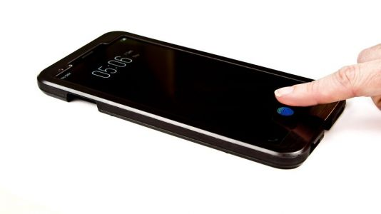 Synaptics brings first in-display fingerprint scanner to mass production