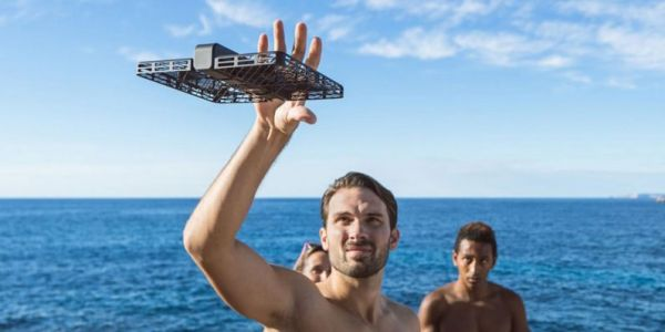 It's the next wave in drones - a personal photographer that flies by itself and follows you