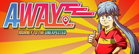 Now Available on Steam - AWAY: Journey to the Unexpected, 15% off!