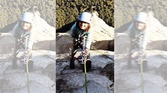 10-Year-Old Climber Becomes Youngest to Conquer 3,000-Foot 'Nose' in Yosemite