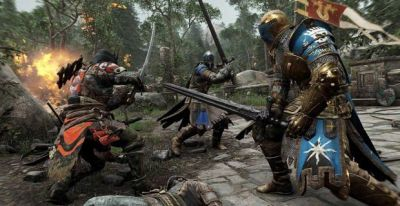 About bloody time: For Honor getting dedicated servers
