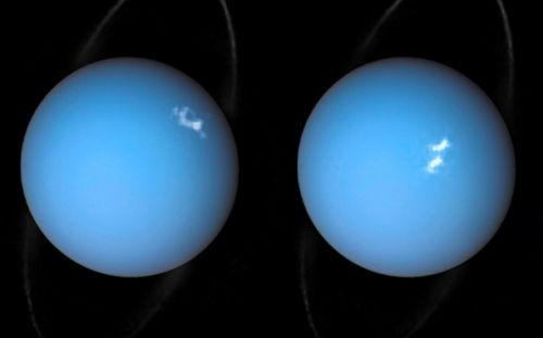 Scientists just figured out what Uranus smells like, and the jokes write themselves