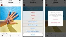 Instagram Lets You Mute Your Friends