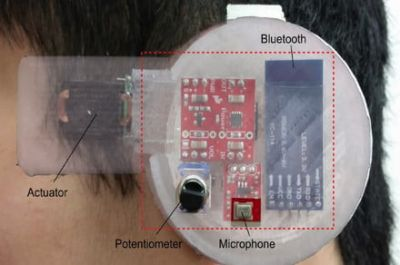 3D-printed ear-mounted wearable will monitor your body's core temperature