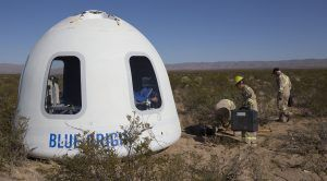 Blue Origin Successfully Tests Revised Rocket and Crew Capsule