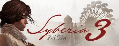 Now Available on Steam - Syberia 3