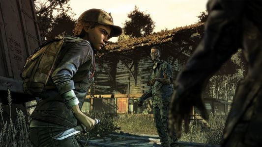 The Walking Dead's final season starts off with a bang despite rough pacing