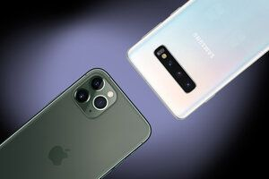 First thoughts: iPhone 11, Pro and iPhone Pro Max vs Samsung Galaxy S10e, Galaxy S10, Galaxy S10+