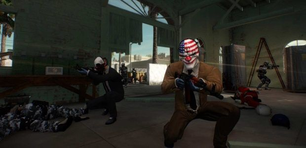 Payday 2's latest heist is a Reservoir Dogs crossover