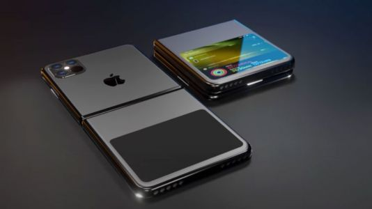 Folding iPhone concept is jaw-droppingly good